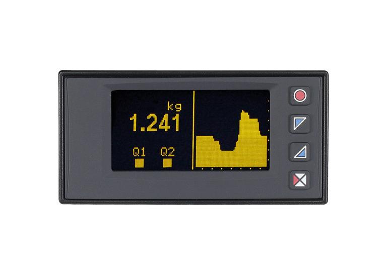 Dynatime Suisse - Indicateur industriel STR561