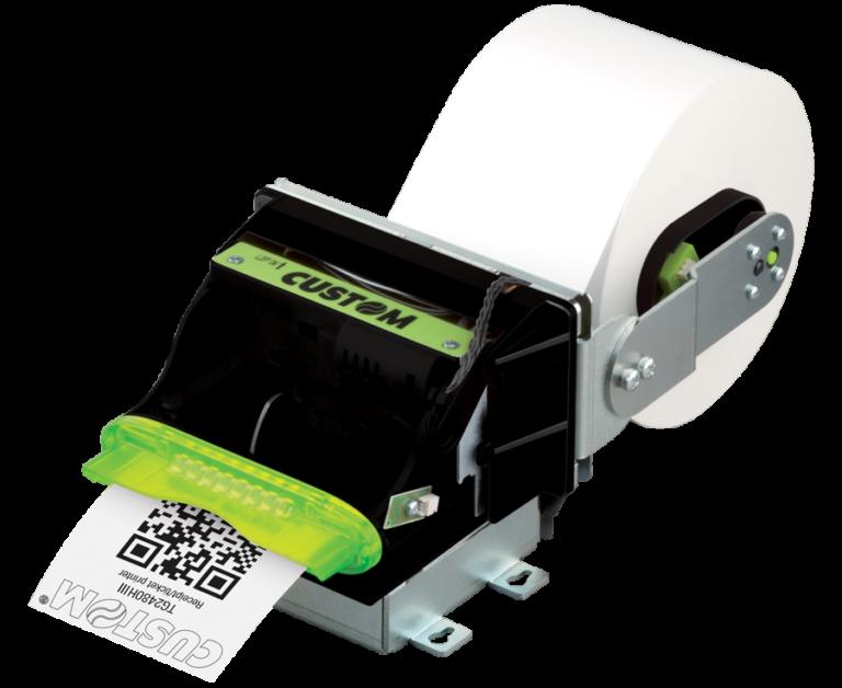 Dynatime Suisse - Imprimantes ticketing - TG2480H